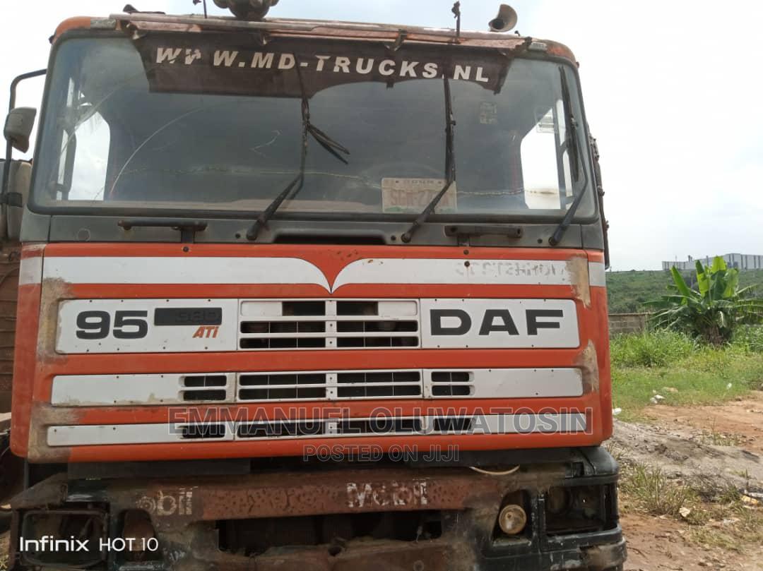 Used DAF 95 Ati With Hiab