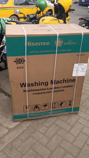 Hisense 10kg Semi Automatic Washing Machine   Home Appliances for sale in Lagos State, Ikeja