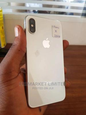 Apple iPhone X 256 GB White | Mobile Phones for sale in Edo State, Ekpoma