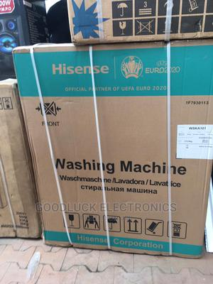Hisense Semi Automatic Wash and Spinning Machine 10kg   Home Appliances for sale in Lagos State, Ikeja