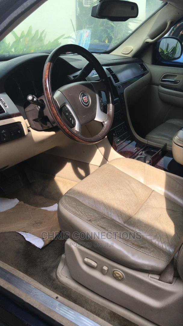 Cadillac Escalade 2008 Black | Cars for sale in Isolo, Lagos State, Nigeria