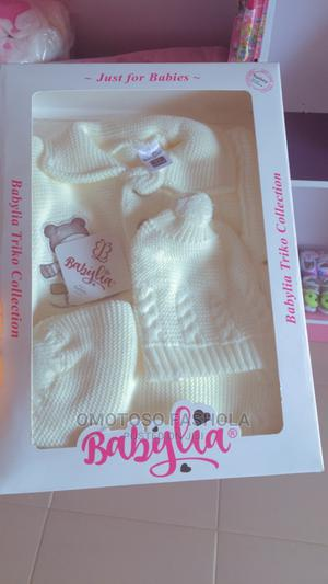 Baby Cardigan Set | Children's Clothing for sale in Ekiti State, Ado Ekiti