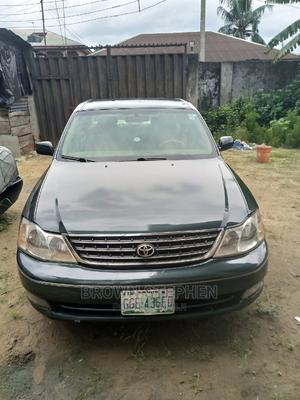 Toyota Avalon 2004 XL Green | Cars for sale in Rivers State, Oyigbo