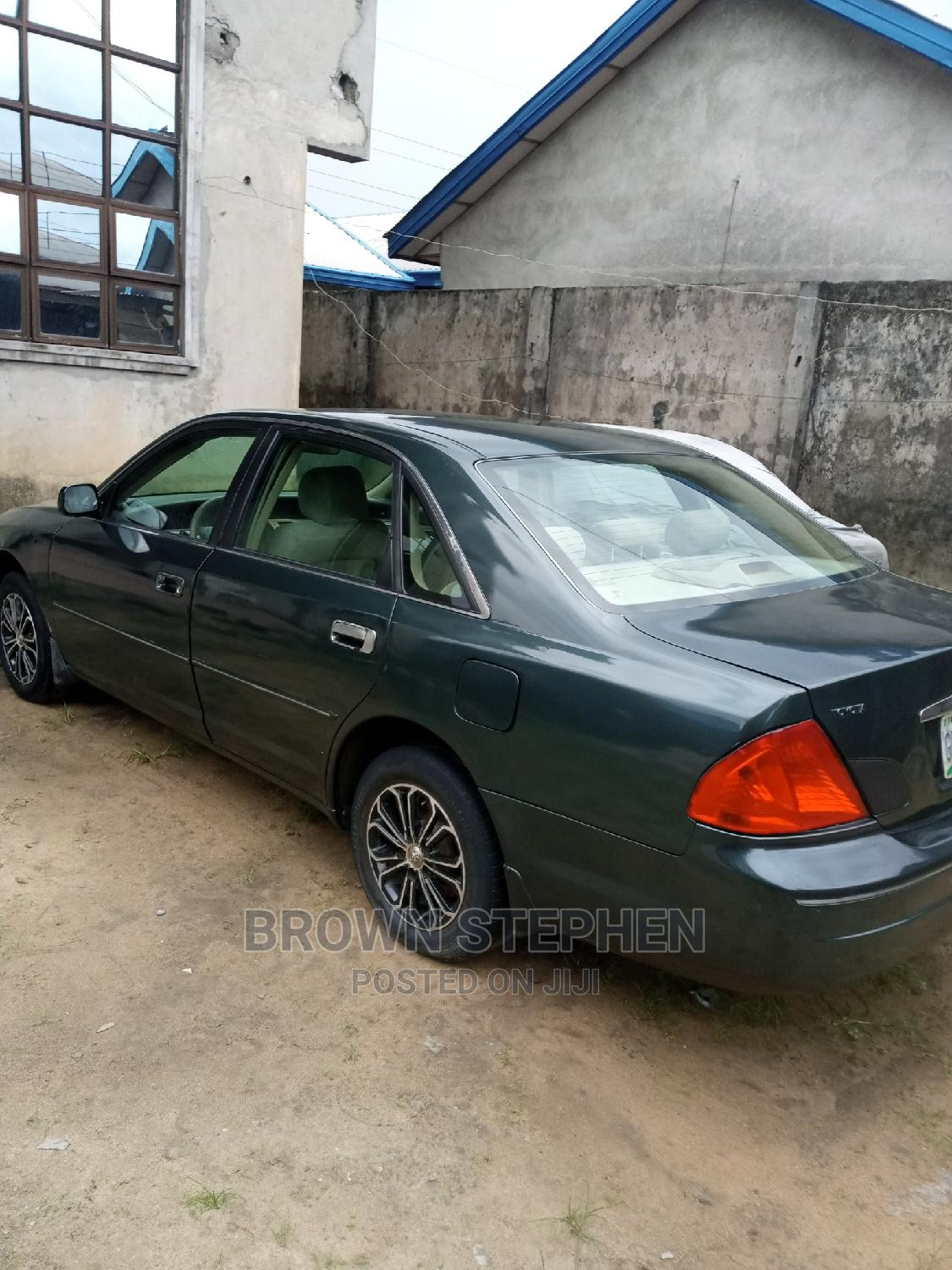 Toyota Avalon 2004 XL Green | Cars for sale in Oyigbo, Rivers State, Nigeria