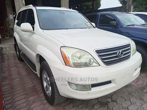 Lexus GX 2005 470 Sport Utility White | Cars for sale in Lagos State, Amuwo-Odofin