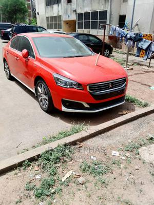 New Peugeot 508 2015 Red | Cars for sale in Abuja (FCT) State, Central Business District