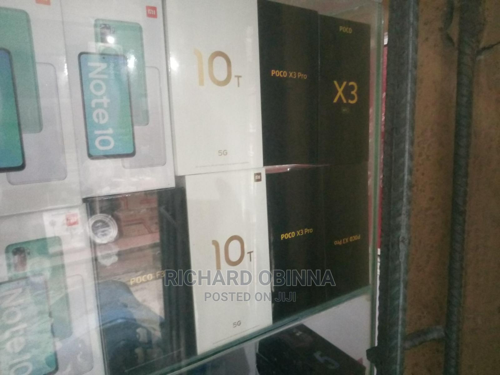 New Xiaomi Redmi Note 10 Pro Max 128 GB Gray | Mobile Phones for sale in Port-Harcourt, Rivers State, Nigeria