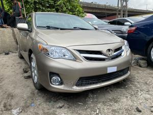 Toyota Corolla 2011 Gold   Cars for sale in Lagos State, Apapa