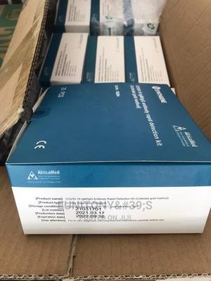 SYNTHGENE Igm/Igg Antibody Rapid Detection Kit   Medical Supplies & Equipment for sale in Lagos State, Ikeja