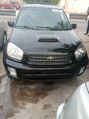 Toyota RAV4 2003 Automatic Black   Cars for sale in Lagos State, Ogba