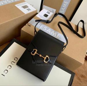 Gucci Designer Leather Shoulder Bag | Bags for sale in Lagos State, Lagos Island (Eko)