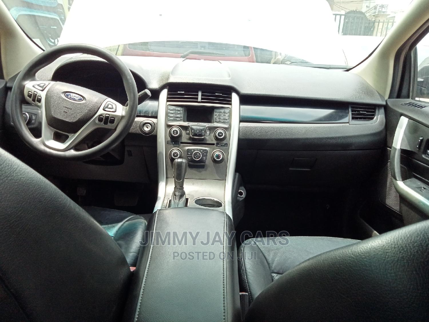 Ford Edge 2013 Silver   Cars for sale in Ikeja, Lagos State, Nigeria