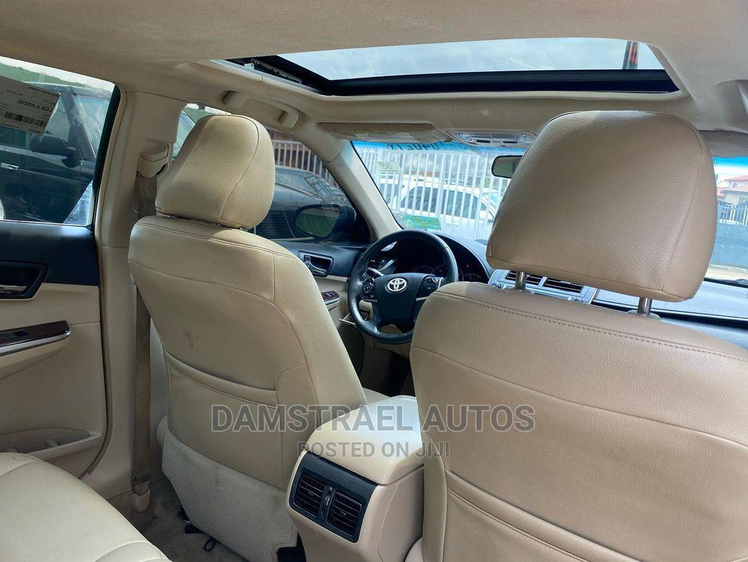 Toyota Camry 2012 White | Cars for sale in Ikeja, Lagos State, Nigeria