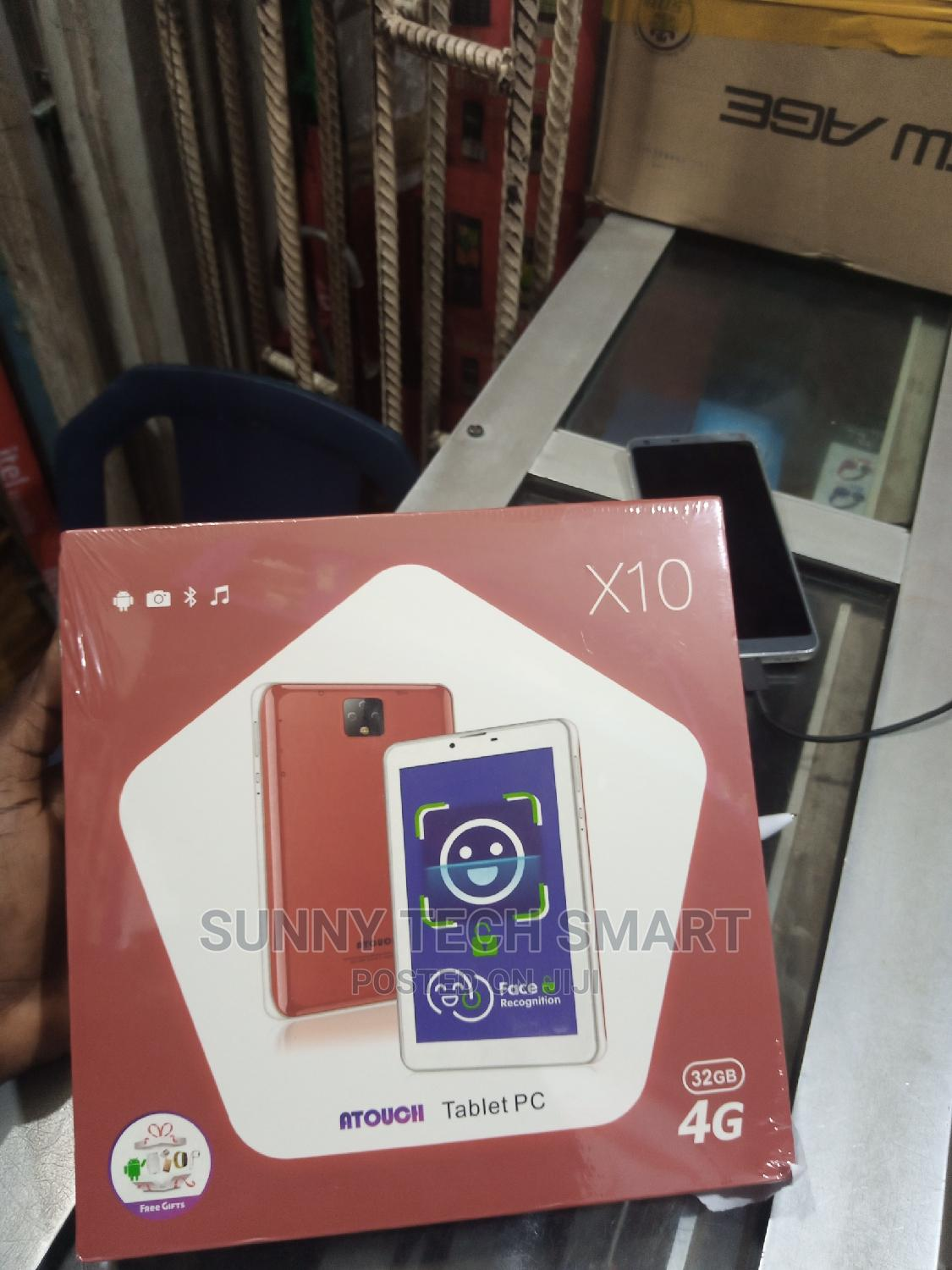 Archive: New Atouch X10 32 GB