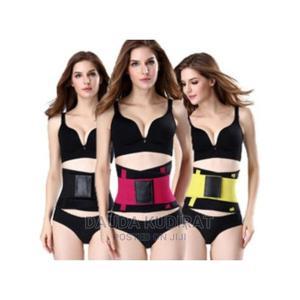 Waist Trainer Hot Belt Body Shaper Waist for Flat Tummy | Tools & Accessories for sale in Lagos State, Lagos Island (Eko)