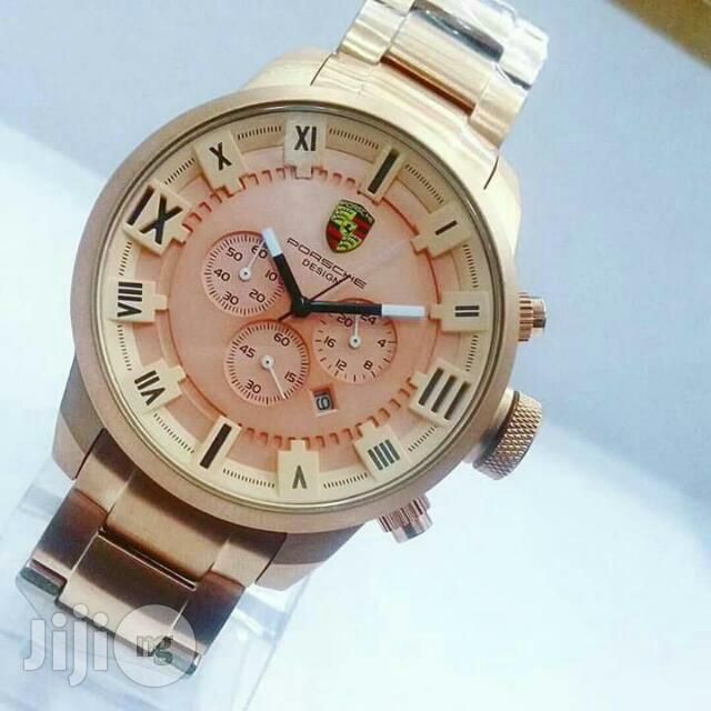 Porsche Chronograph Chain Watch