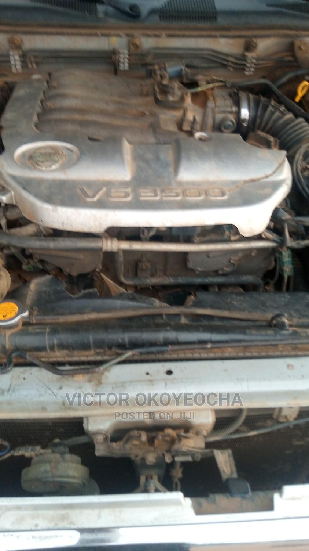 Archive: Nissan Pathfinder 2003 SE AWD SUV (3.5L 6cyl 4A) Silver