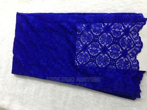 Royal Blue Cord Lace   Clothing for sale in Lagos State, Ajah