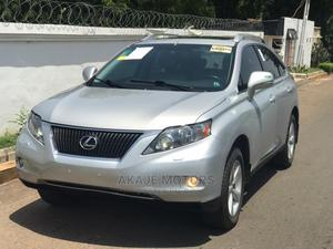 Lexus RX 2010 350 Silver | Cars for sale in Kwara State, Ilorin East