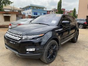 Land Rover Range Rover Evoque 2013 Pure Plus AWD Black | Cars for sale in Lagos State, Magodo