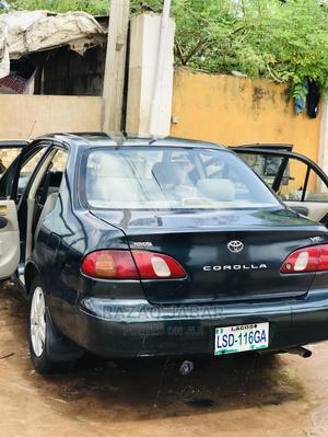 Toyota Corolla 1999 Automatic Green | Cars for sale in Ogun State, Ado-Odo/Ota