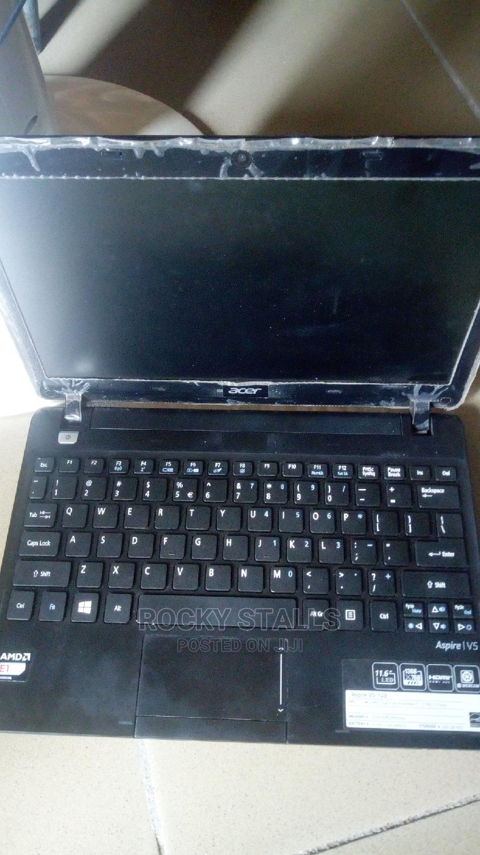 Laptop Acer Aspire V5-123 2GB AMD HDD 500GB