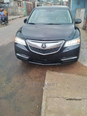 Acura MDX 2015 Black | Cars for sale in Lagos State, Abule Egba