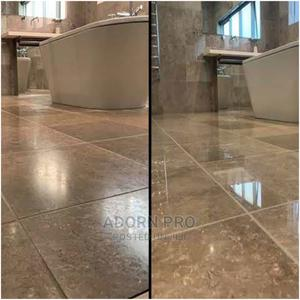 Professional Marble, Terrazzo, Restoration and Polishing | Cleaning Services for sale in Lagos State, Ikeja