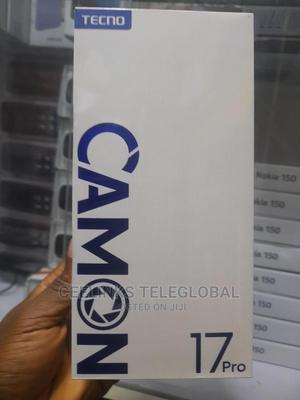 New Tecno Camon 17 Pro 256 GB Silver | Mobile Phones for sale in Lagos State, Ikeja