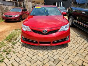 Toyota Camry 2012 Red | Cars for sale in Edo State, Benin City