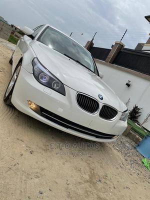 BMW 523i 2010 White   Cars for sale in Lagos State, Lekki