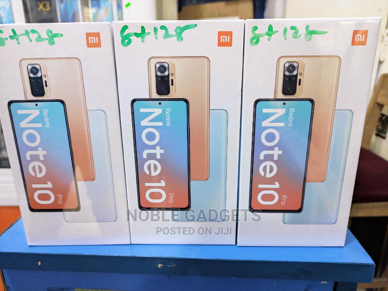 Archive: New Xiaomi Redmi Note 10 Pro 128 GB Gold