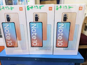 New Xiaomi Redmi Note 10 Pro 128 GB Gold   Mobile Phones for sale in Lagos State, Lekki