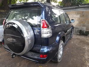 Toyota Land Cruiser Prado 2008 GXL Blue | Cars for sale in Lagos State, Surulere