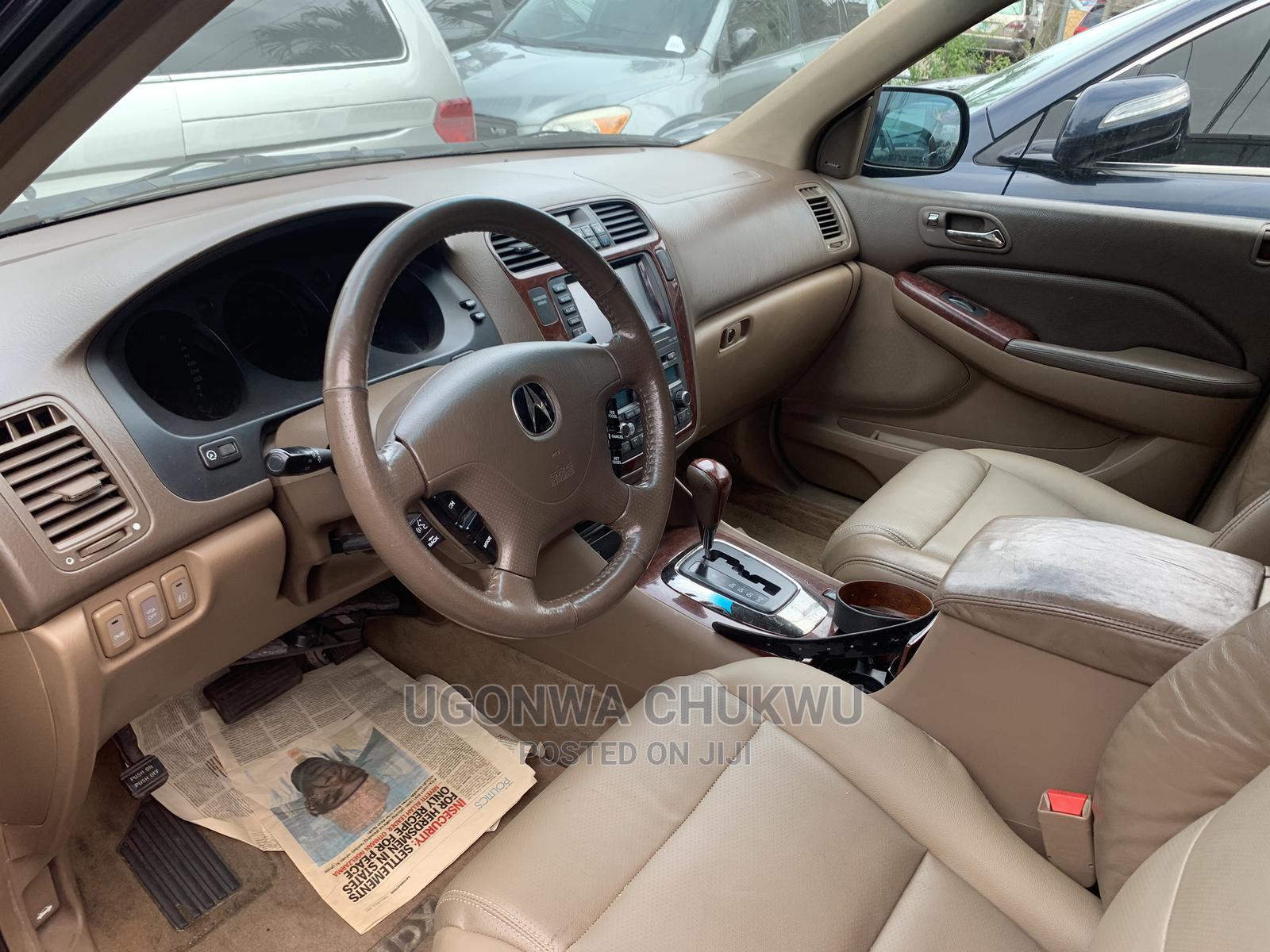 Acura MDX 2010 Black | Cars for sale in Amuwo-Odofin, Lagos State, Nigeria