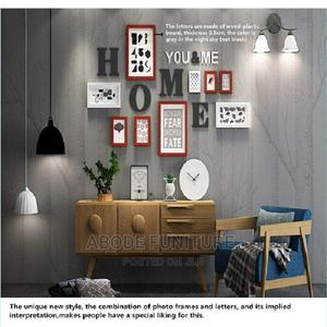 Home (You Me) Wall Art Picture Frames Wall Collage | Home Accessories for sale in Lagos State, Magodo