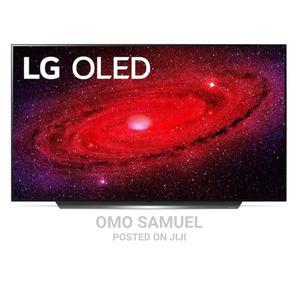 LG 65'' 4K UHD OLED Smart AI Thinq Built in Satellite TV   TV & DVD Equipment for sale in Lagos State, Lekki