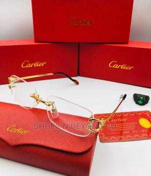 CARTIER Transparent Glasses | Clothing Accessories for sale in Lagos State, Lagos Island (Eko)