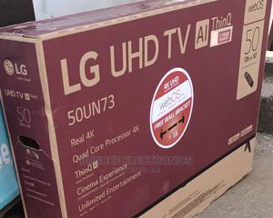 """Lg 50"""" Smart Uhd Ai Thinq Magic Remote Control Television   TV & DVD Equipment for sale in Lagos State, Amuwo-Odofin"""