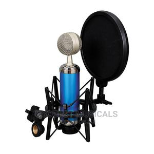 Quality Shock Mount With an Integrated Pop Wind Filter   Accessories & Supplies for Electronics for sale in Lagos State, Mushin
