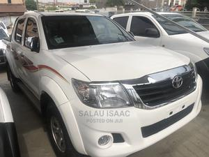 Toyota Hilux 2014 White | Cars for sale in Lagos State, Ikeja