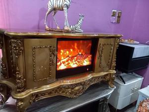 Fireplace Tv Stand | Furniture for sale in Lagos State, Lekki