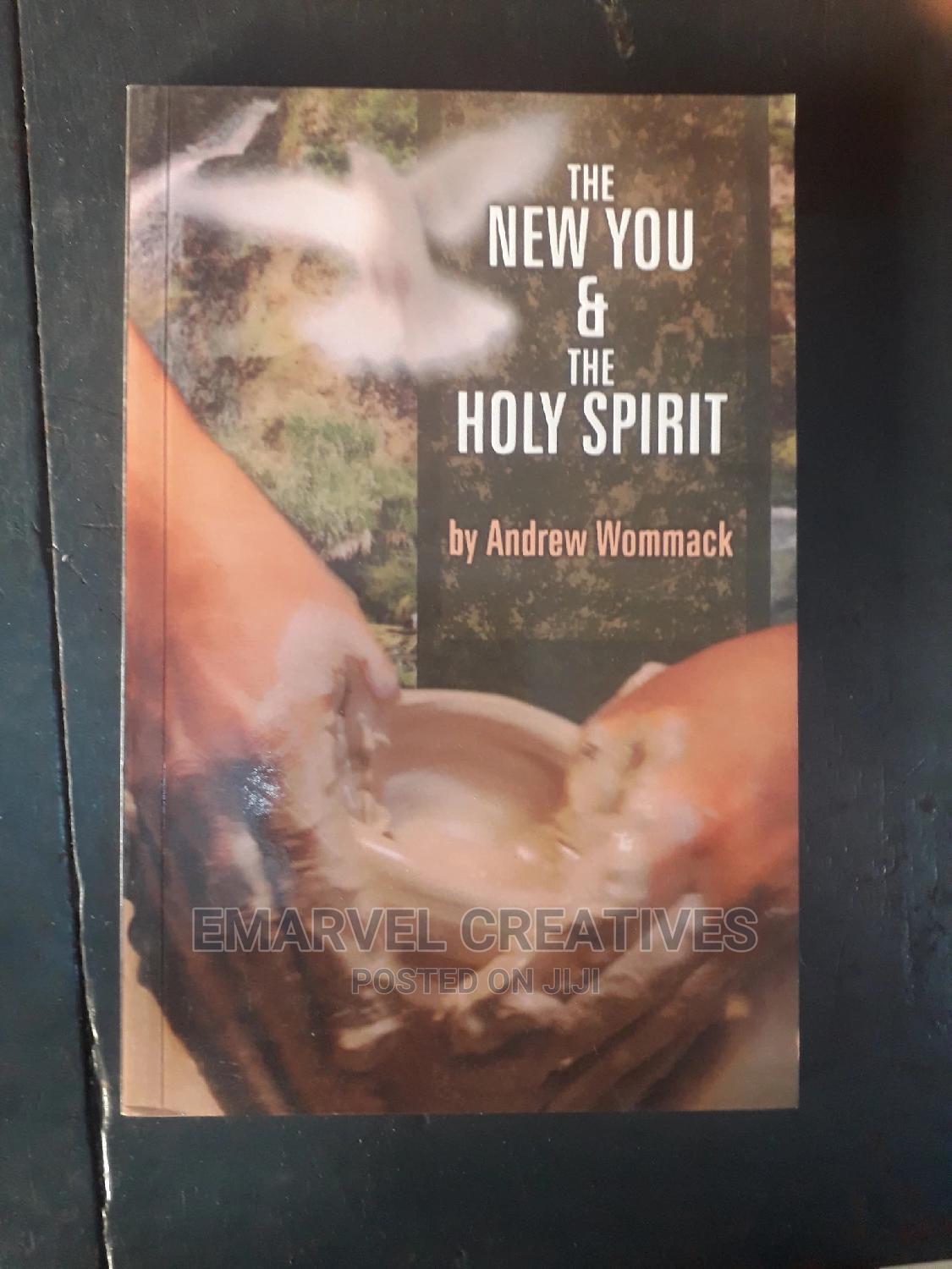 Archive: The New You the Holy Spirit
