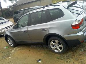BMW X3 2009 Silver | Cars for sale in Rivers State, Port-Harcourt