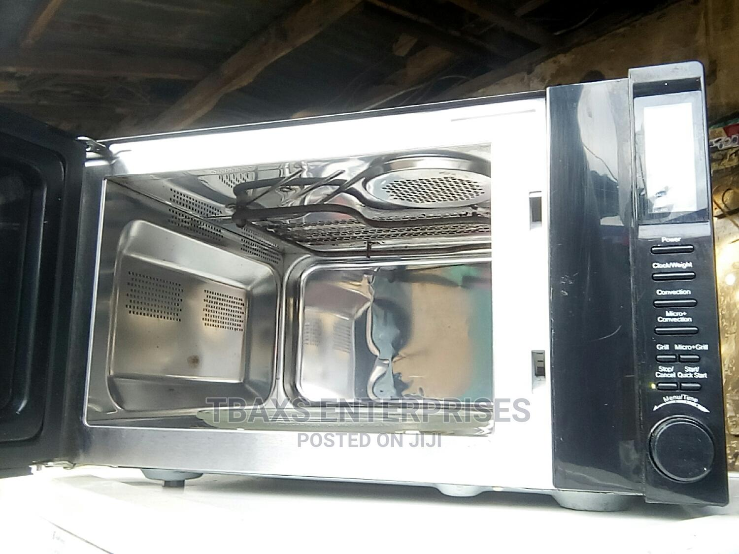 Archive: 3in1 Uk Used Microwave Oven and Grill