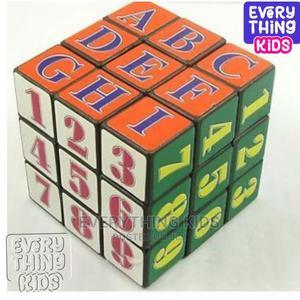 4pcs Kids Alphabet Rubik Cube | Toys for sale in Lagos State, Ojodu