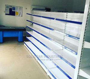 Single Side Supermarket Shelf   Store Equipment for sale in Lagos State, Ojo