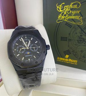 High Quality AUDEMARS PIGUET Black Chain Watch for Men | Watches for sale in Abuja (FCT) State, Maitama