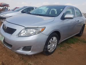 Toyota Corolla 2009 Silver | Cars for sale in Abuja (FCT) State, Lugbe District