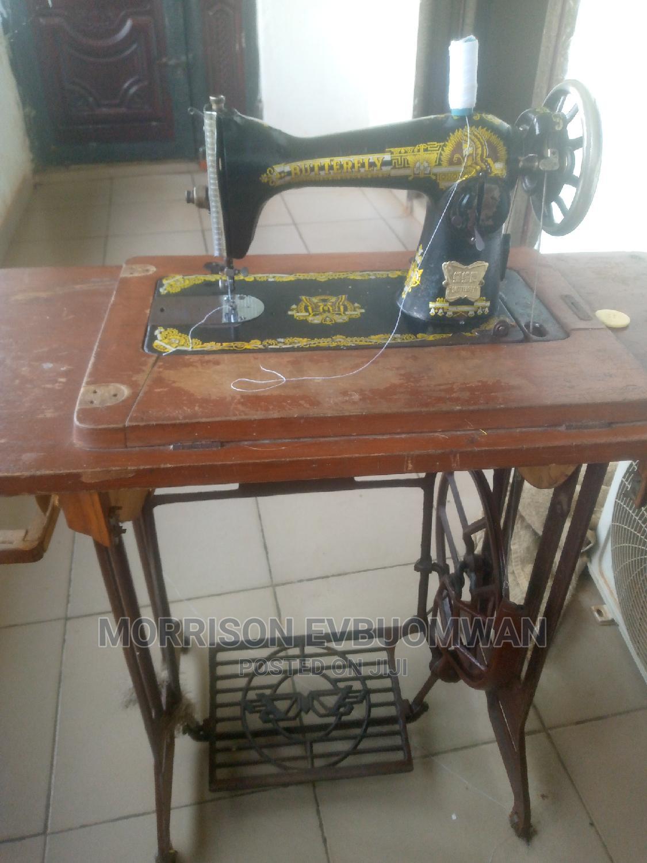 Original Butterfly Sewing Machine